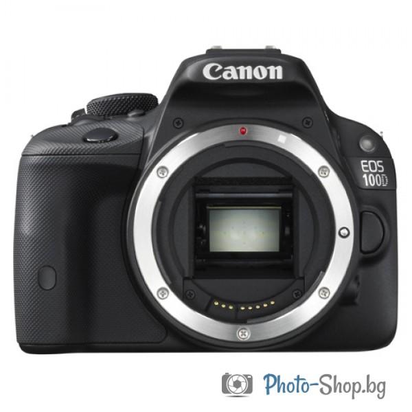Фотоапарат Canon EOS 100D Body