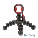 MPod Mini Stand Black / Red