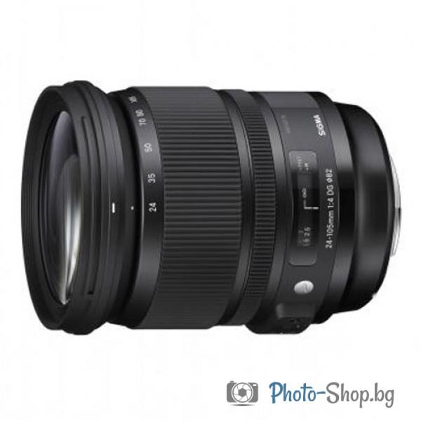 Обектив Sigma 24-105/4.0 DG OS HSM NEW! EDITION ART! за Nikon