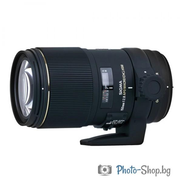 Обектив Sigma 150/2.8 DG APO Macro HSM OS за Nikon