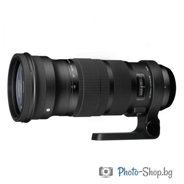 Обектив Sigma 120-300/2,8 DG OS HSM NEW! EDITION SPORTS! За Nikon